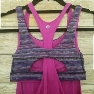 Lululemon All Support Luxtreme Ultra Violet Tank 2